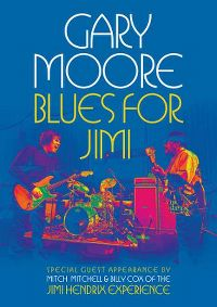 Cover Gary Moore - Blues For Jimi [DVD]